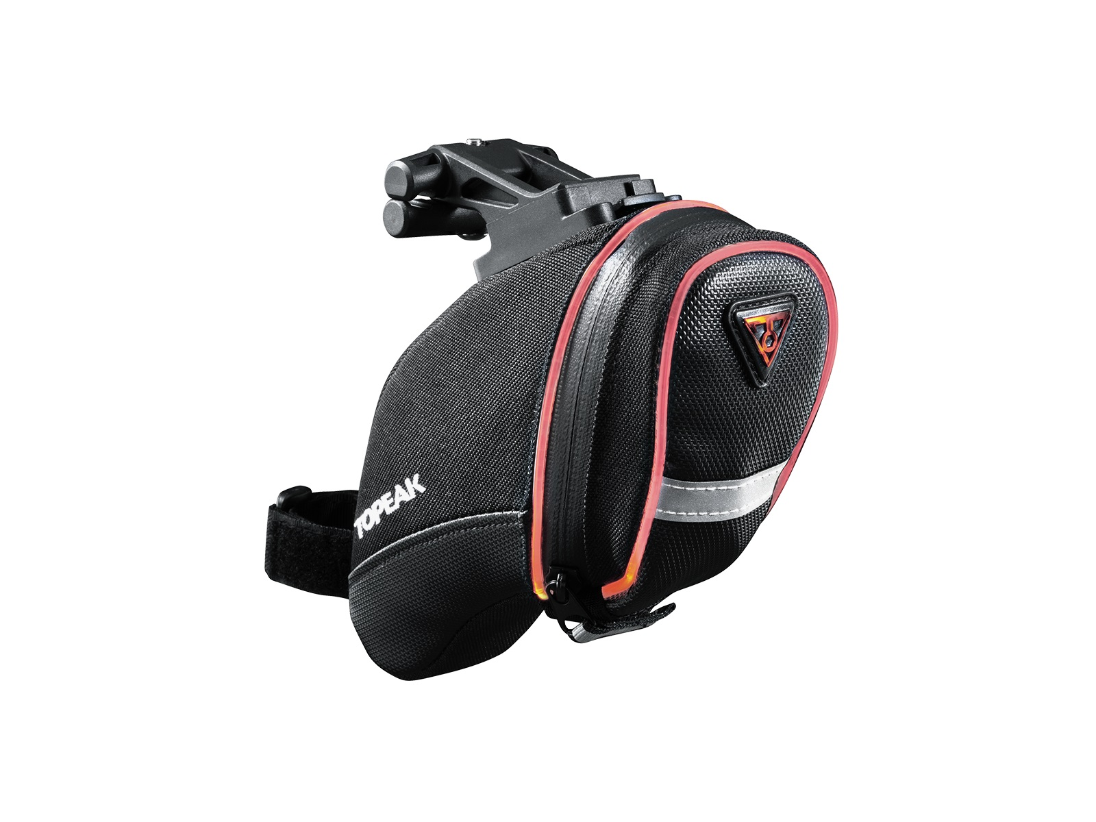 ExtremeZone Cycles Bolso TOPEAK Aero Wedge iGlow Neon