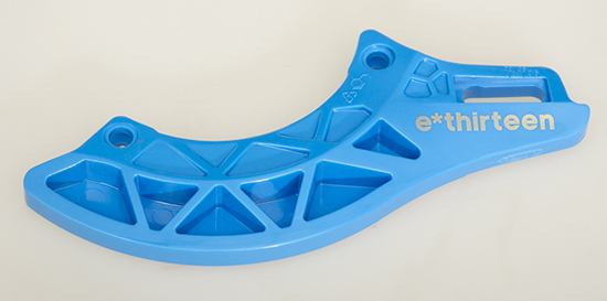 ExtremeZone Cycles Protector E.13 guia LG1+ 32-36T Azul