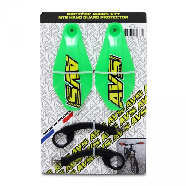 ExtremeZone Cycles Kit Protector AVS Racing Verde