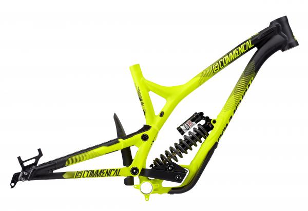 ExtremeZone Cycles Marco Commencal SUPREME DH RS Amarillo M