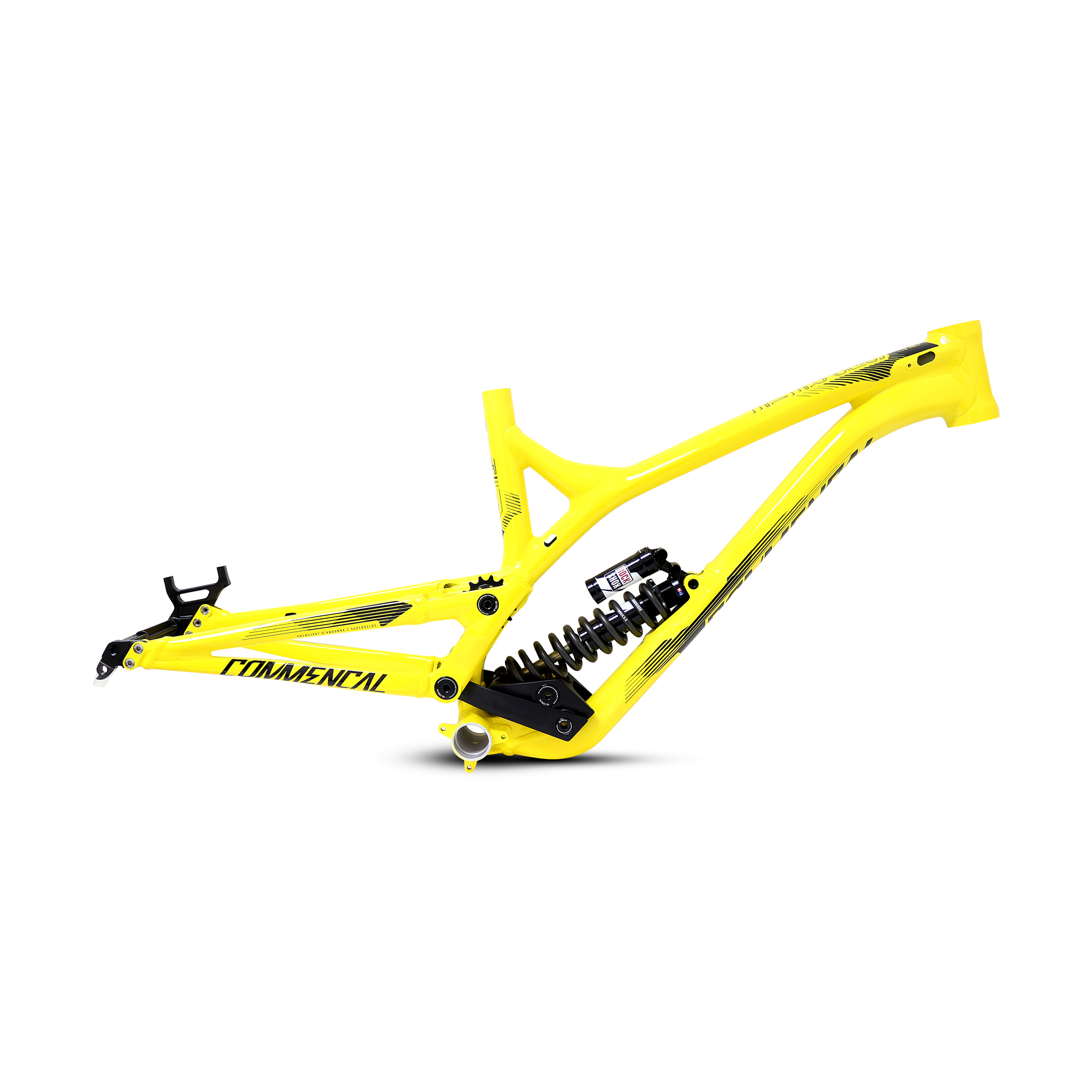 ExtremeZone Cycles Marco Commencal  Supr  DH V4.2 C/Shock M